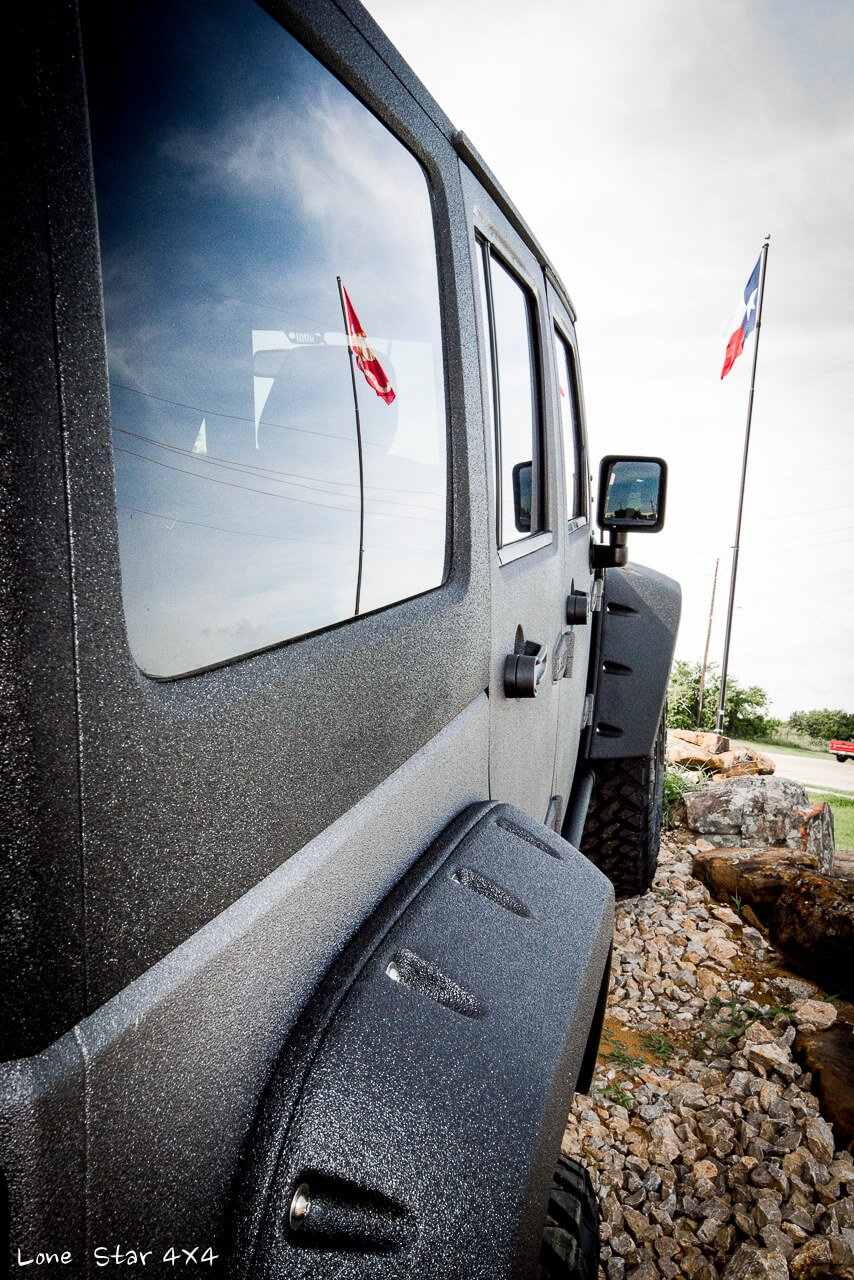 2015 Jeep Ghost Recon Edition Passenger Side