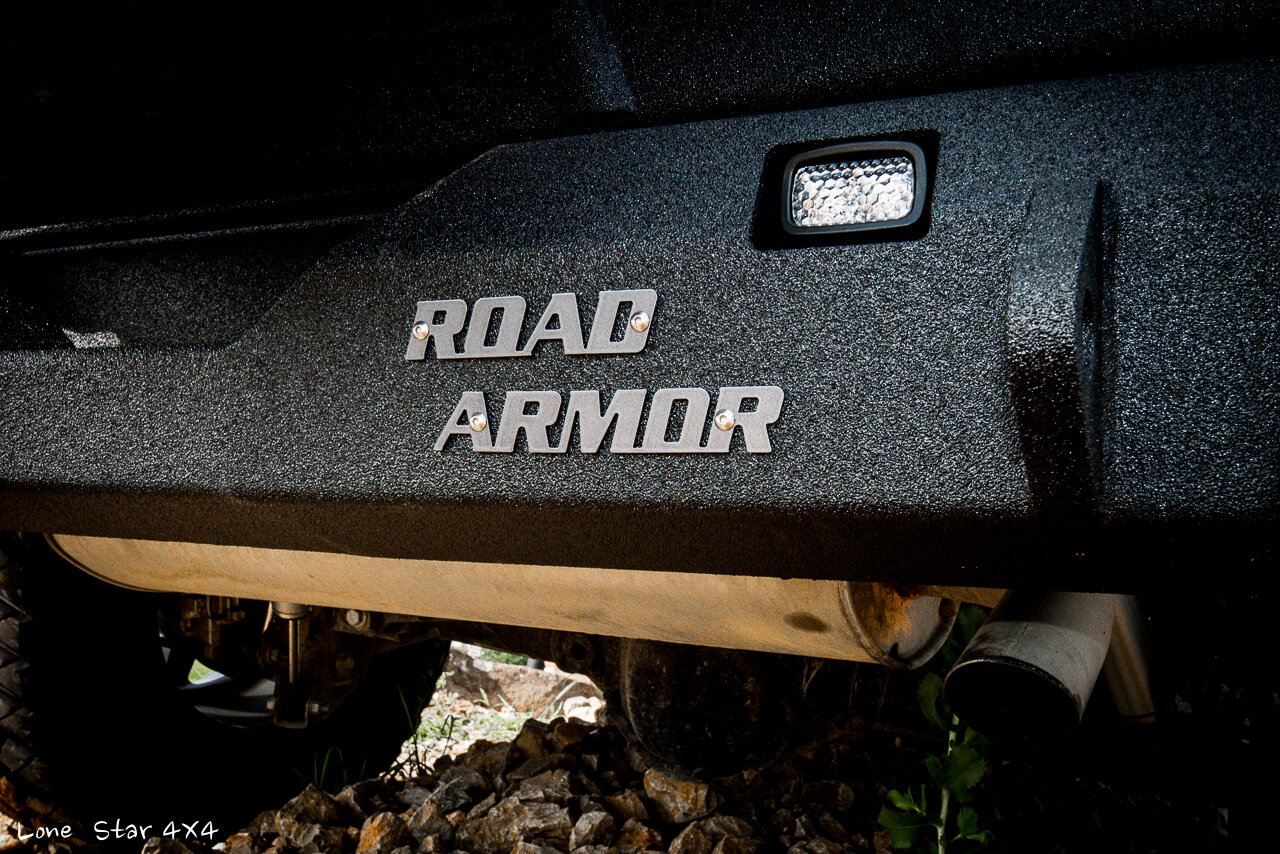 2015 Jeep Ghost Recon Edition Road Armor Rear Bumper