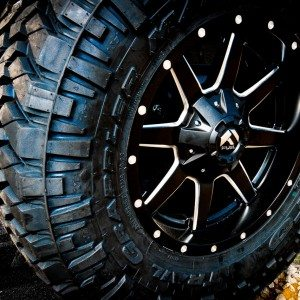 2015 Jeep Ghost Recon Edition Spare Tire