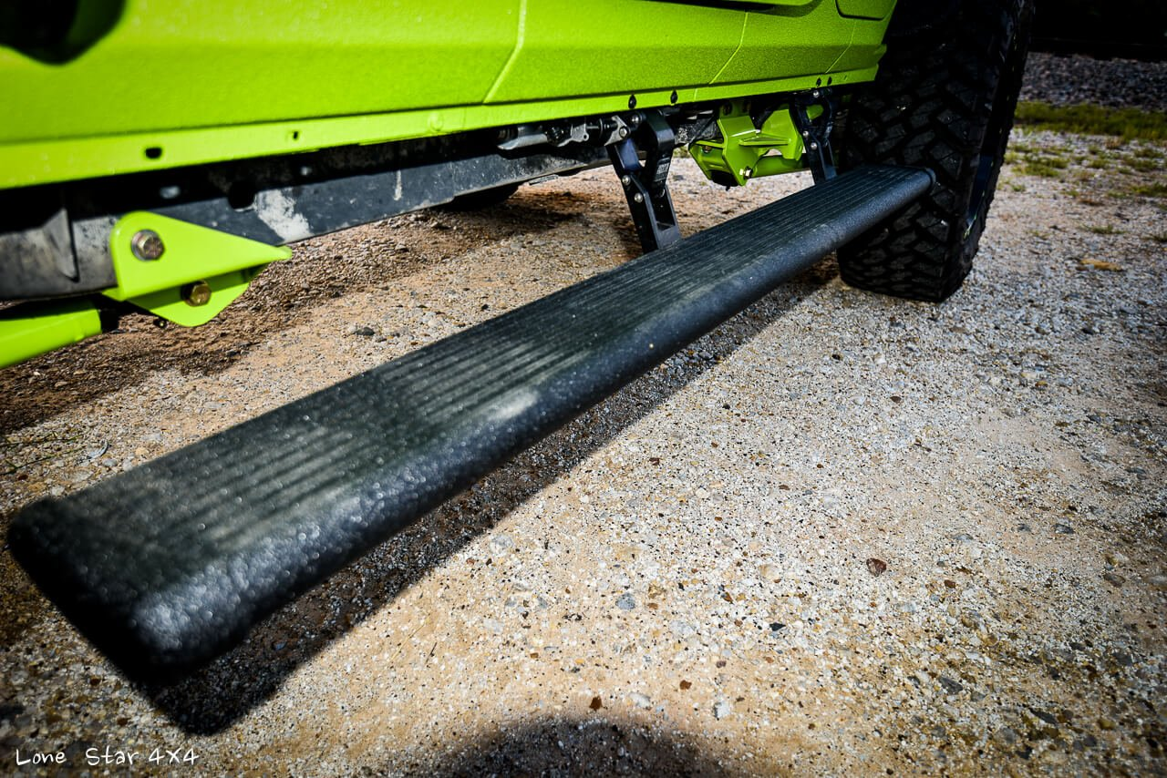 Gecko JK Running Board