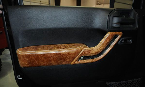 Truck &amp Jeep interiors, custom audio, electronics