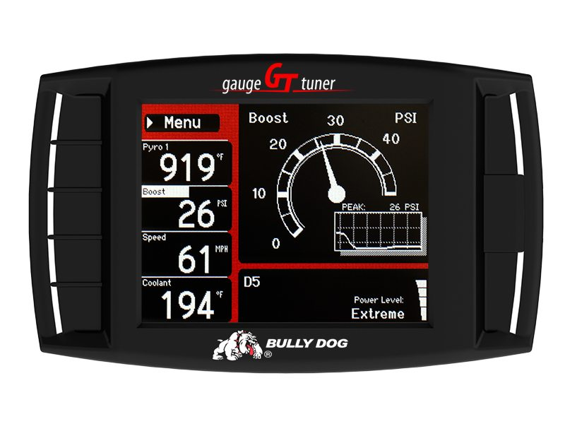 Bully Dog Gauge Tuner
