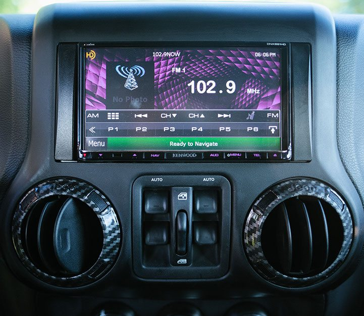 Shop Jeep 2014 Audio and Navigation