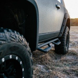 Ghost Recon FJ Tires and Running Board