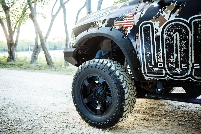 Shop Truck 2014 Toyo Open Country Tire
