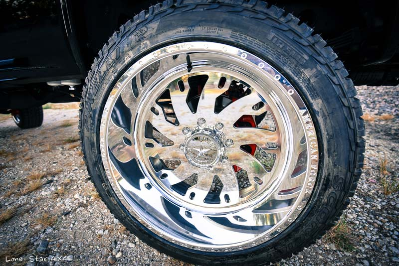 American Force Custom Wheel