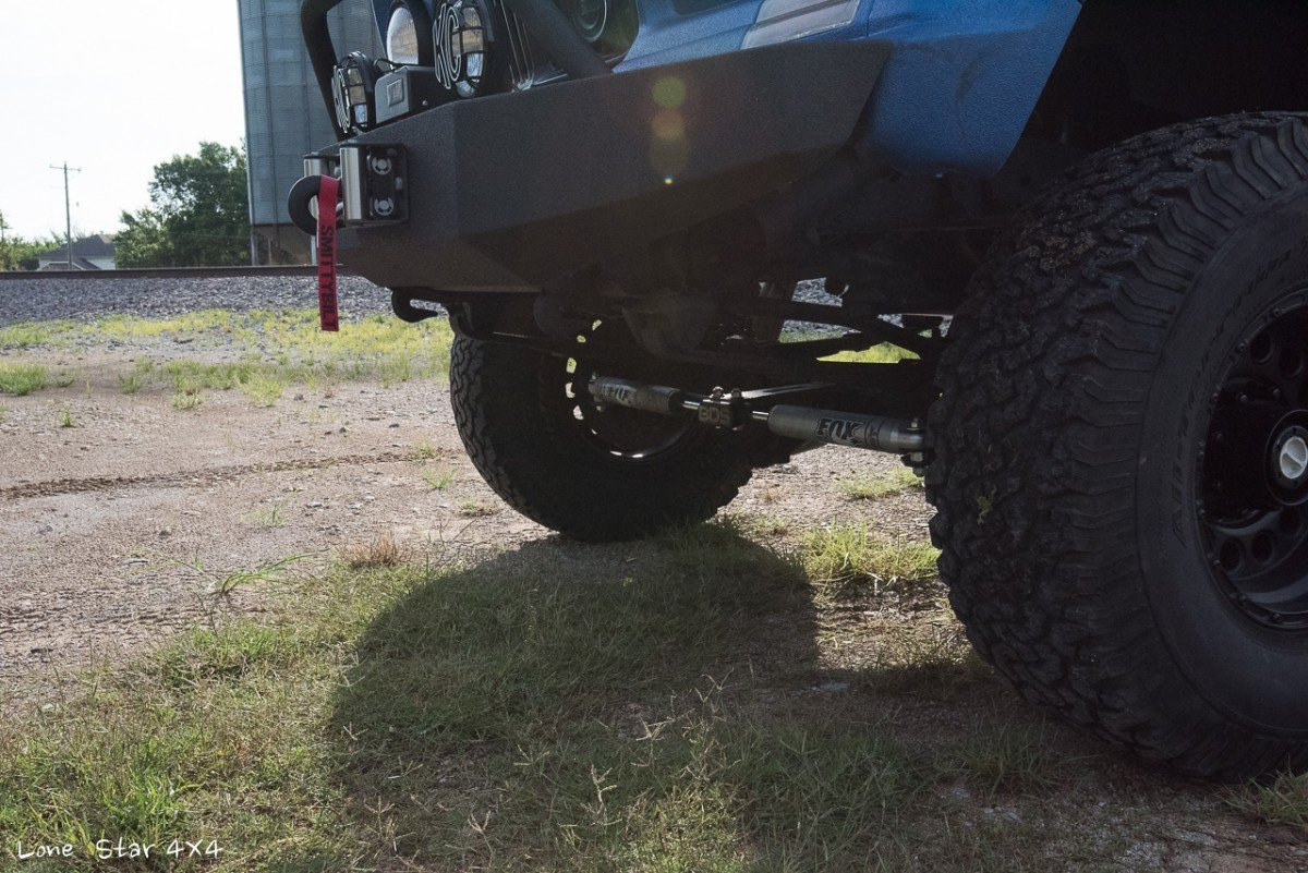 1964 J300 Jeep Front Bumper and Axle