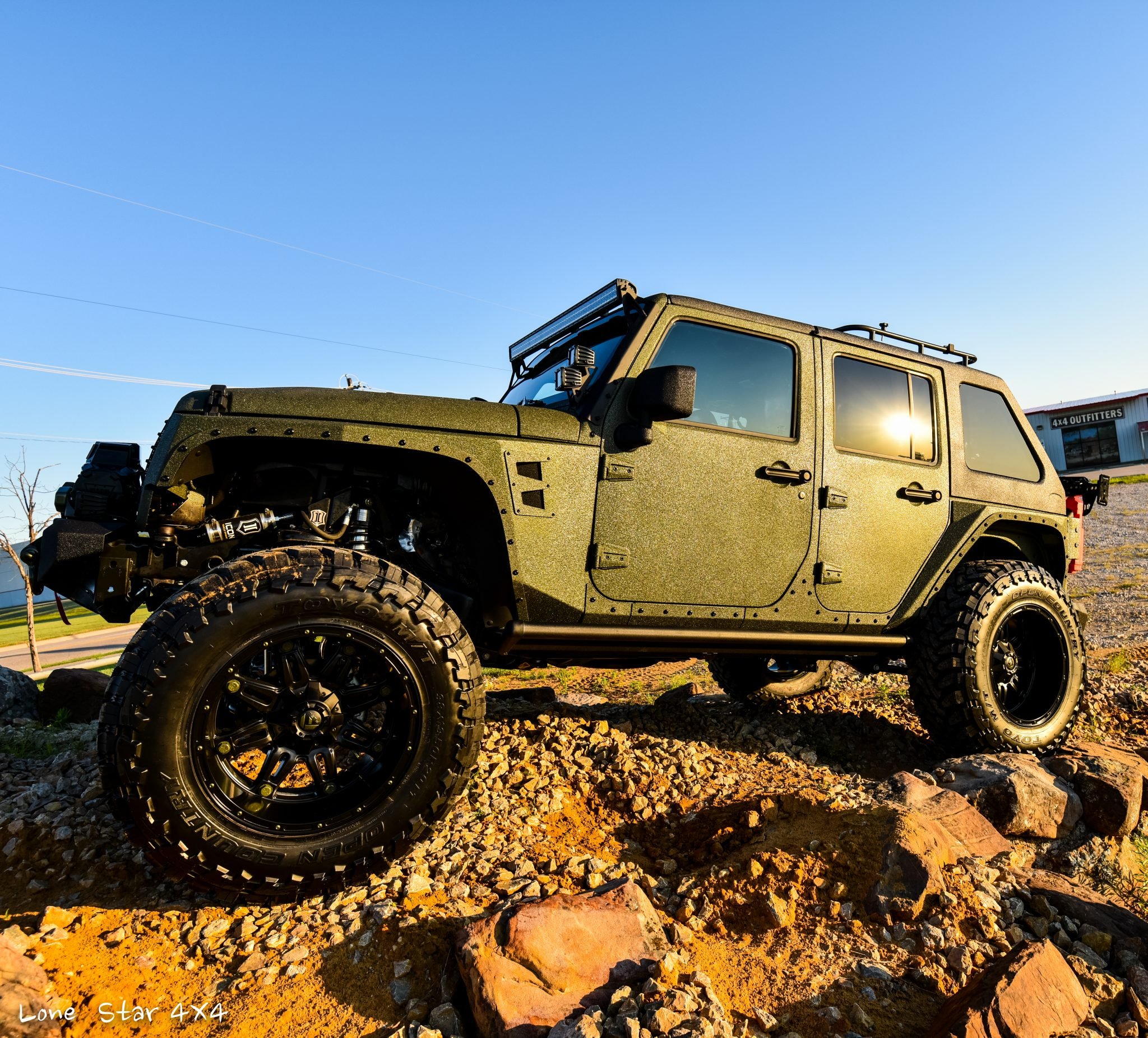 RIPP Supercharged Jeep Drivers Side