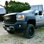 2016 GMC Denali 2500 Front Perspective View