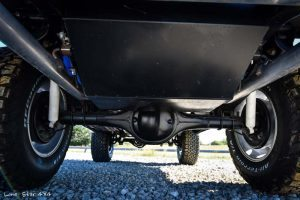 1977 Ford Bronco Axle View